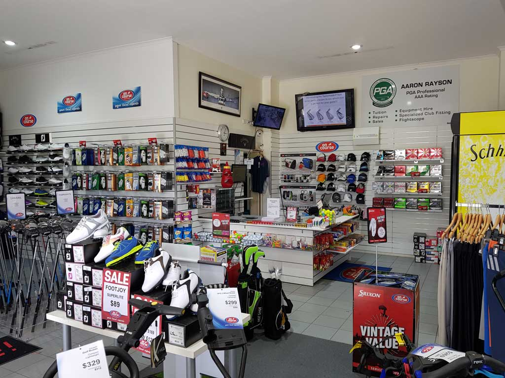 Queens Park Golf Course Pro Shop