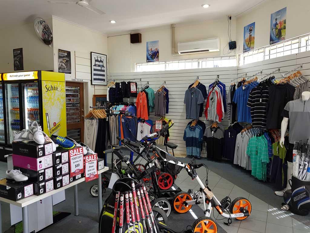 Queens Park Golf Course Pro Shop
