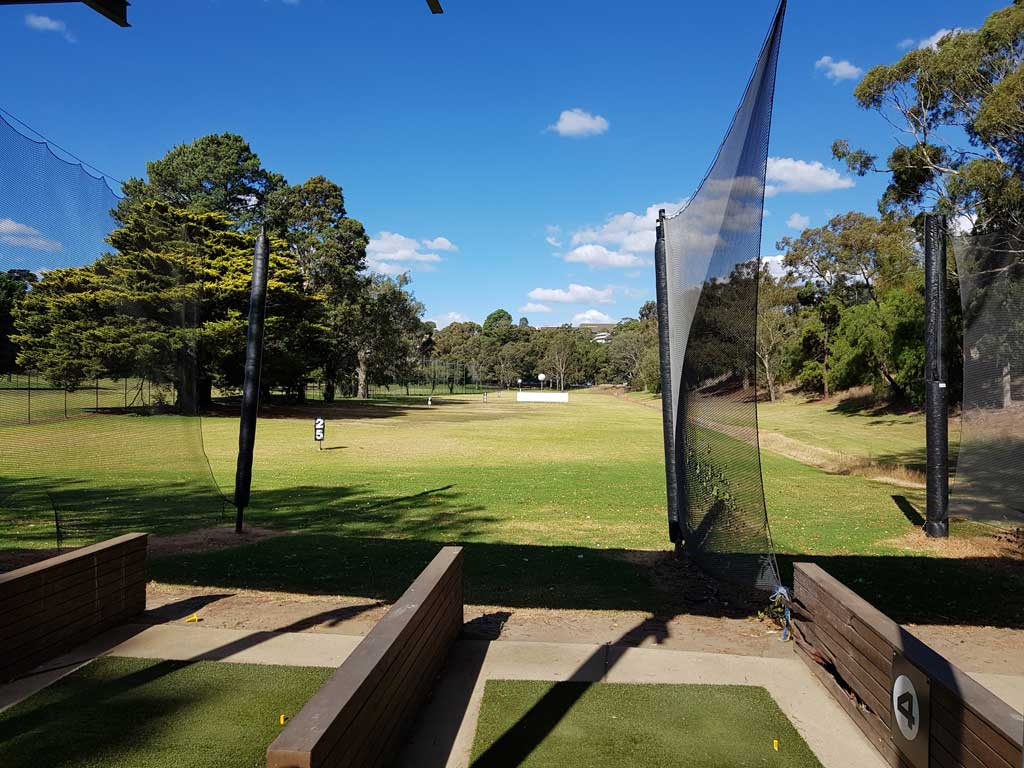 Queens Park Golf Course Driving Range