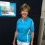 Anne Mullen Models Our New Club Polo Shirts