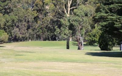 Queens Park Golf Club 10th Hole