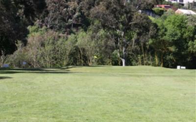 Queens Park Golf Club 12th Hole