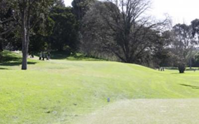 Queens Park Golf Club 16th Hole