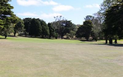 Queens Park Golf Club 7th Hole