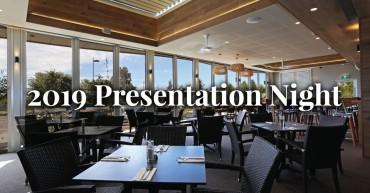 Club Presentation Night 2019