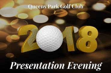 2018 Presentation Evening