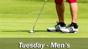 Club Comp – Tue (Men's)