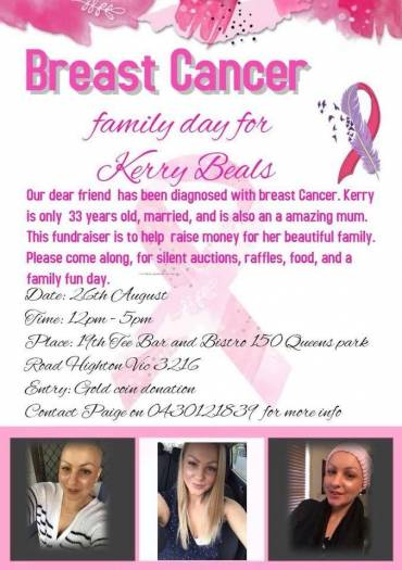 Breast Cancer Family Day