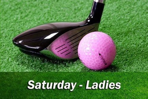 Club Comp - Sat (Ladies)