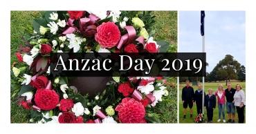 Anzac Day Service 2019