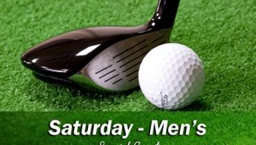 Club Comp – Sat (Men's)