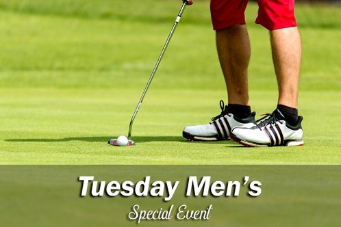 Club Comp - Tue (Men's)