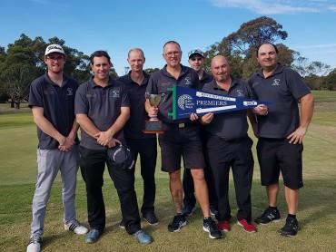Congratulations Men's Div 5 Pennant Team!