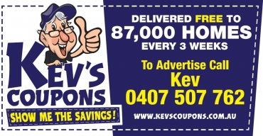 Kev's Coupons