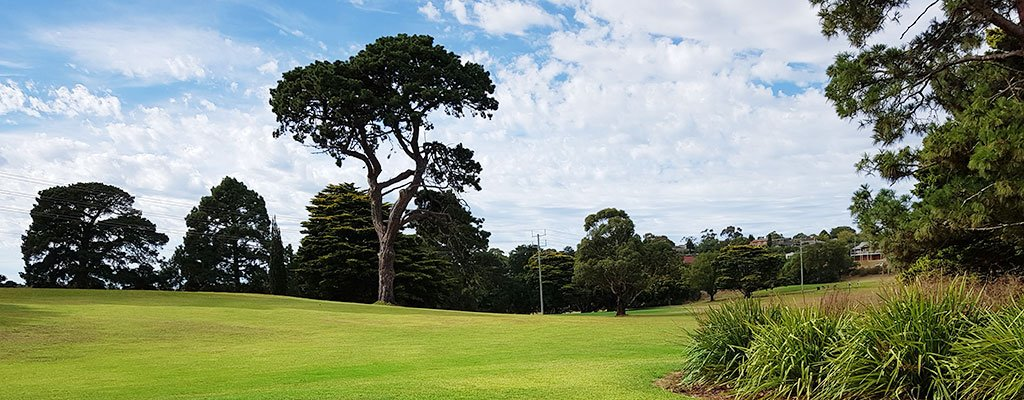 Queens Park Golf Course