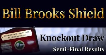 Bill Brooks Shield Semi-Final Results