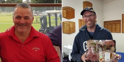 Congratulations Wayne Colbourne & Craig Jarvis