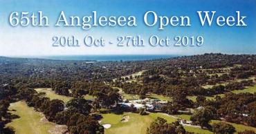 65th Anglesea Open Week 2019