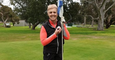 Congratulations to Louise Watach – a Hole in 1 on the 12th!