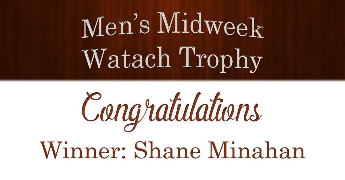 Congratulations Shane Minahan!