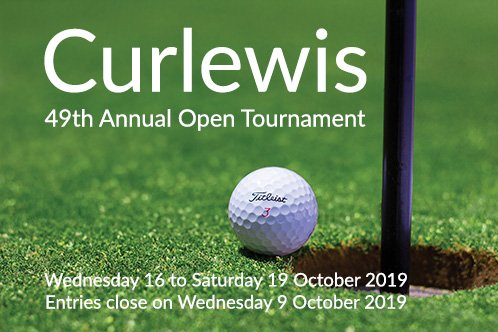 Curlewis Golf Club 49th Annual Open Tournament