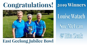 Congratulations Louise, Sue & Rita!