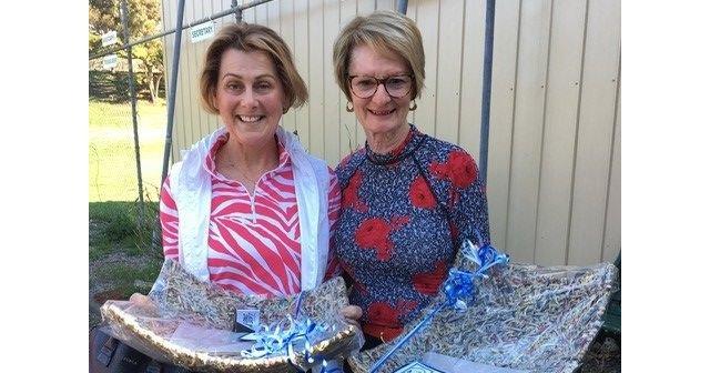 Congratulations Maxine Noske & Colleen Arnold