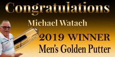 Congratulations Michael Watach!