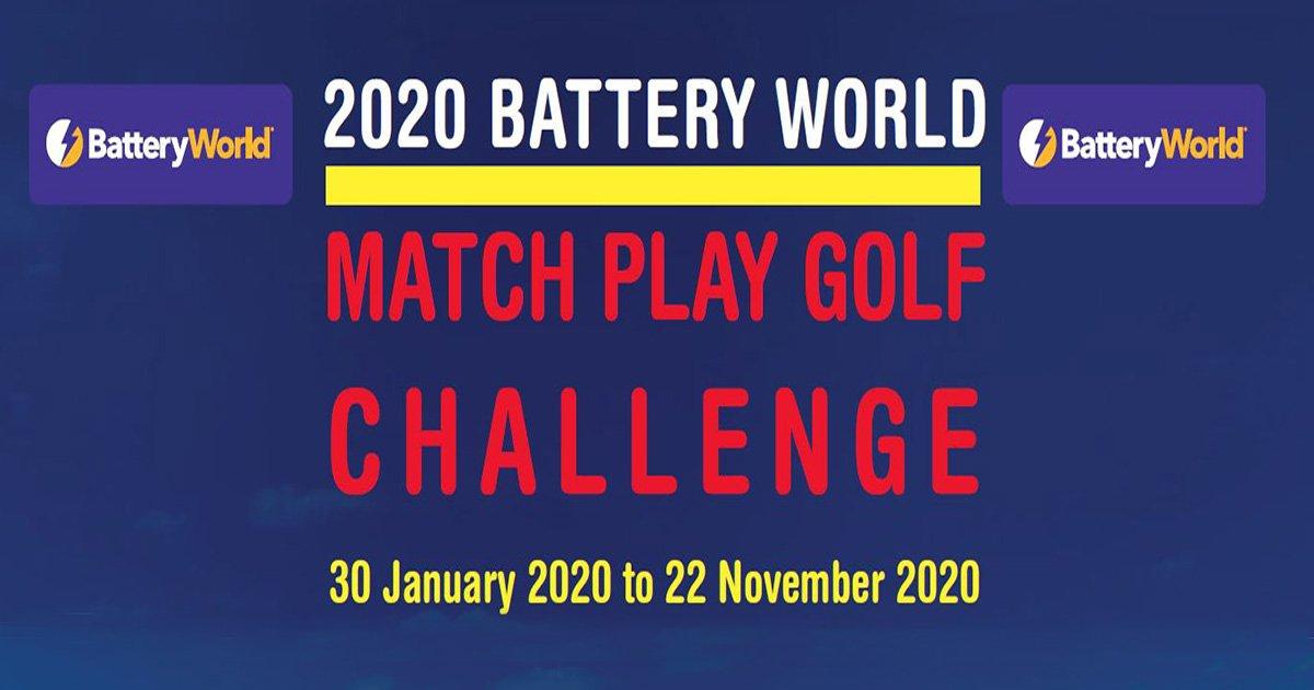 2020 Battery World Match Play Golf Challenge