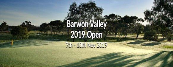 Barwon Valley Open
