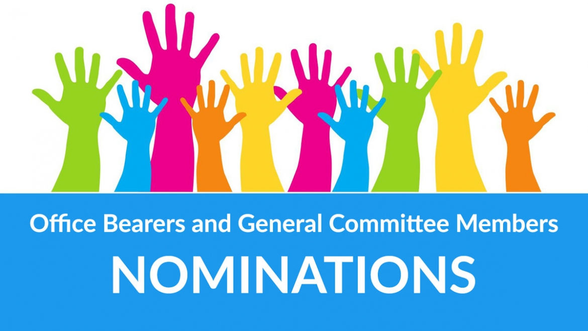 2019 General Committee Nominations