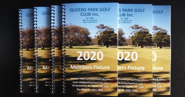 2020 Fixture Book Out Now!