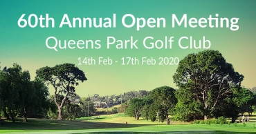 Queens Park 60th Annual Open