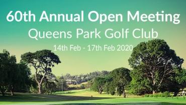Queens Park 60th Annual Open