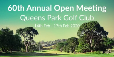 Queens Park 60th Annual Open Meeting 2020