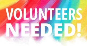 Volunteers Needed on Saturdays