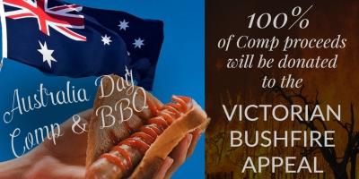 Australia Day Comp 2020 – Bushfire Appeal