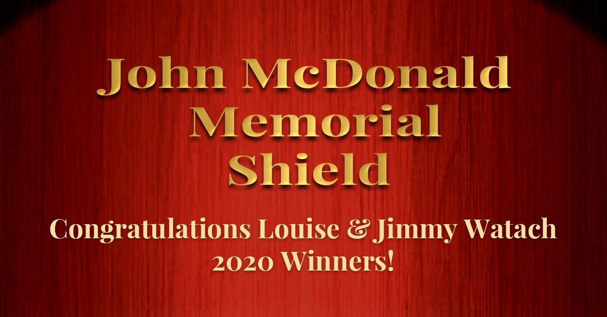 Congratulations Louise & Jimmy Watach!