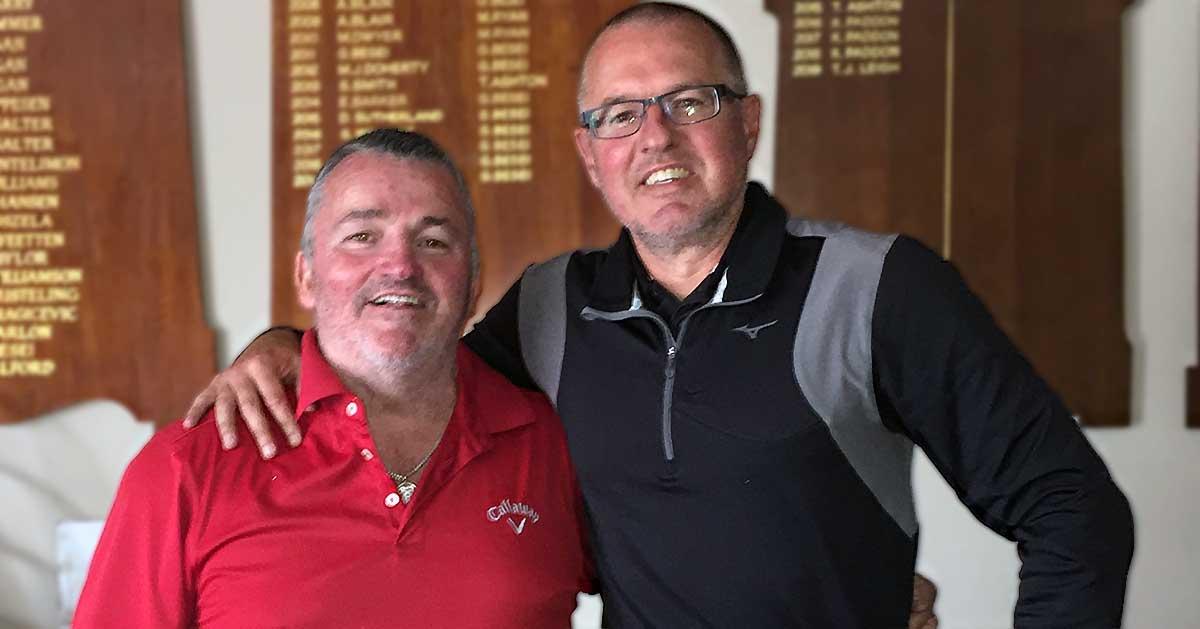2020 Club Trophy Winner – Wayne Colbourne