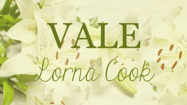 Vale Lorna Cook