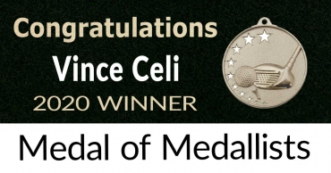 2020 Medal of Medallists Winner!