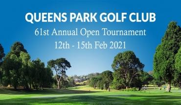 Queens Park Golf Club 61st Annual Open Tournament