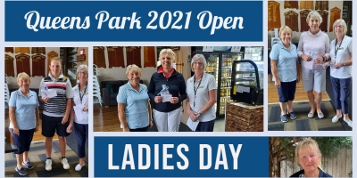 Queens Park 2021 Open – Ladies Day