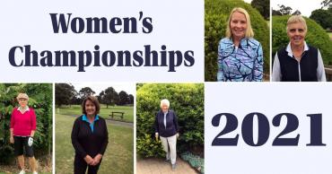 Women's Championships 2021